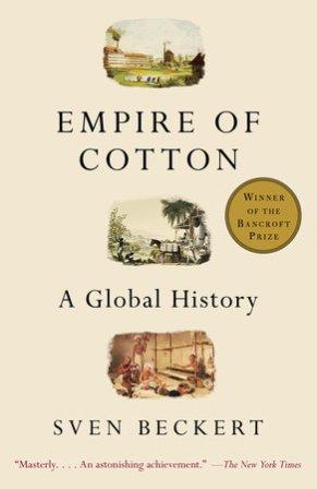 Al-saleh_Empire of Cotton cover photo