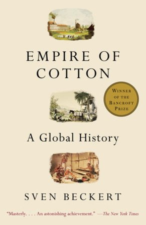 Al-saleh_Empire of Cotton cover photo