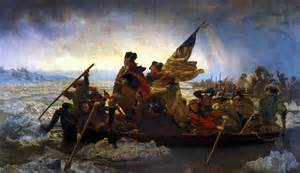Feinberg_Leutze, Washington Crossing the Deleware, Wikipedia